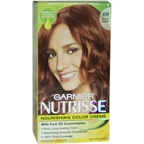 Garnier Nutrisse Nourishing Color Creme # 69 Intense Auburn Hair Color