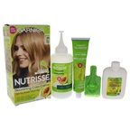 Garnier Nutrisse Nourishing Color Creme # 80 Medium Natural Blonde Hair Color