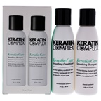 Keratin Complex Keratin Complex Care Smoothing Kit Shampoo, Conditioner