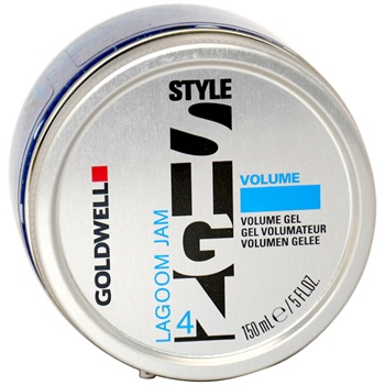 Goldwell Style Sign 4 Lagoom Jam Volume Gel