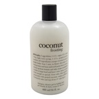 Philosophy Coconut Frosting Shampoo, Shower Gel and Bubble Bath Cleanser