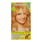 Garnier Garnier Nutrisse Permanent Haircolor, 83 Medium Golden Blonde Cream Soda Hair color