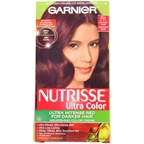 Garnier Garnier Nutrisse Nourishing Permanent Haircolor, R1 Dark Intense Auburn Hair color
