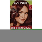 Garnier Garnier Nutrisse Nourishing Permanent Haircolor, R2 Medium Intense Auburn Hair color