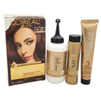 L'Oreal Paris Superior Preference - 4M Dark Mahogany Brown (Warmer) Hair Color