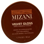 Mizani Velvet Gloss Shine Finishing Pomade