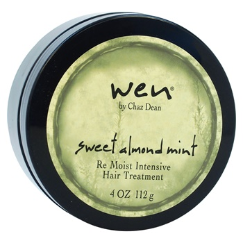 Chaz Dean Wen Sweet Almond Mint Re Moist Intensive Hair Treatment