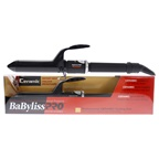 BaBylissPRO Babyliss PRO Professional Ceramic Curling Iron - Model # BABC125SC - Black