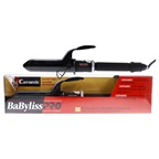 BaBylissPRO Babyliss PRO Professional Ceramic Curling Iron - Model # BABC150SC - Black