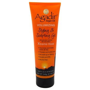 Agadir Argan Oil Volumizing Styling & Sculpting Gel Xtreme Hold