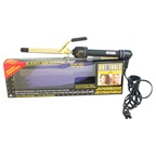 Hot Tools Professional Curling Iron With Multi Heat Control - Model # 1109CN - Gold/Black Curling Iron