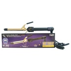 Hot Tools Professional Salon Curling Iron - Model # 1101CN - Gold/Black