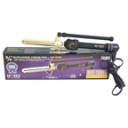Hot Tools Professional Marcel Curling Iron - Model # 1105CN - Gold/Black Curling Iron