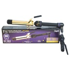 Hot Tools Professional Salon Curling Iron - Model # 1110CN - Gold/Black