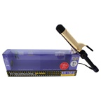 Hot Tools Professional Salon Curling Iron - Model # 1102CN - Gold/Black