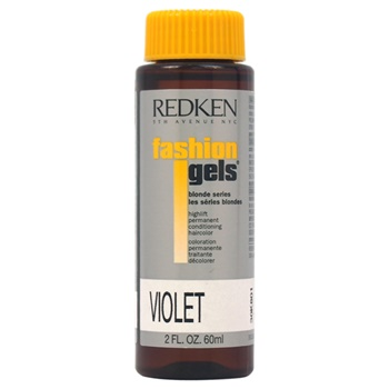 Redken Fashion Gels Blonde Series Highlift Permanent Conditioning Haircolor - Violet Hair Color