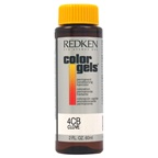 Redken Color Gels Permanent Conditioning Haircolor 4CB - Clove Hair Color