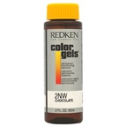 Redken Color Gels Permanent Conditioning Haircolor 2NW - Chocolate Hair Color