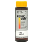 Redken Color Gels Permanent Conditioning Haircolor 4RV - Cabernet Hair Color