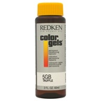 Redken Color Gels Permanent Conditioning Haircolor 5GB - Truffle Hair Color