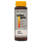 Redken Color Gels Permanent Conditioning Haircolor 5RV - Scarlett Hair Color