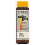 Redken Color Gels Permanent Conditioning Haircolor 6CB - Cognac Hair Color