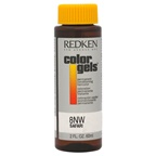 Redken Color Gels Permanent Conditioning Haircolor 8NW - Safari Hair Color