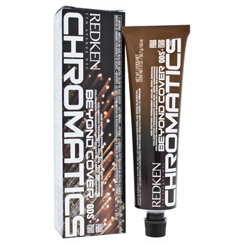 Redken Chromatics Beyond Cover Hair Color 5Bc (5.54) - Brown/Copper