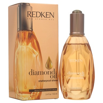Redken Diamond Oil Shatterproof Shine Silicone Free For Medium Hair Oil treatment