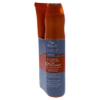 Wella Enrich Moisturizing Duo 10.1oz Enrich Volumizing Shampoo, 8.4oz Enrich Moisturizing Conditioner