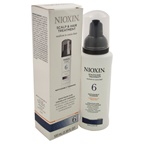 Nioxin System 6 Scalp Treatment Noticeably Thinning Chemically Treated