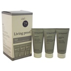 Living Proof Full Travel Kit 2oz Full Shampoo, 2oz Full Conditioner, 2oz Full Thickening Cream