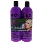 Tigi Bed Head Dumb Blonde Kit 25.36 oz Shampoo, 25.00 oz Conditioner