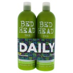 Tigi Bed Head Urban Antidotes Re-energize Kit 25.36 oz Shampoo, 25.36 oz Conditioner