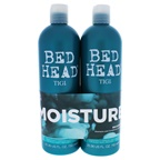 Tigi Bed Head Urban Antidotes Recovery Kit 25.36 oz Shampoo, 25.36 oz Conditioner