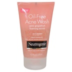 Neutrogena Oil Free Acne Wash Pink Grapefruit Foaming Scrub Scrub