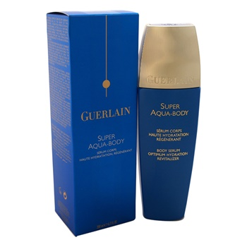 Guerlain Super Aqua-Serum Body Optimum Hydration Revitalizer/Desert Rose Flower Complex