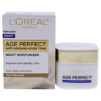 L'Oreal Age Perfect Anti-Sagging Anti-Age Spot Hydrating Moisturizer Night Cream