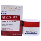 L'Oreal Paris Revitalift Anti-Wrinkle & Firming Moisturizer Night Cream