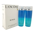 Lancome Bi-Facil Duo Set - Non Oily Instant Cleanser Sensitive Eyes 2 x 4.2oz Bi-Facial Non Oily Instant Cleanser Sensitive Eyes