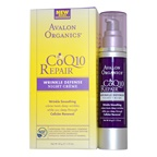 Avalon Organics CoQ10 Repair Wrinkle Defense Night Creme Cream