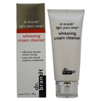 Dr. Brandt Light Years Away Whitening Cream Cleanser Cleanser