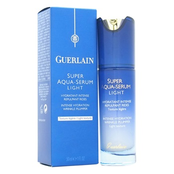 Guerlain Super Aqua Light Intense Hydration Wrinkle Plumper Serum