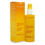 Clarins Sun Care Milk-Lotion Spray Moderate Protection UVB/UVA 20