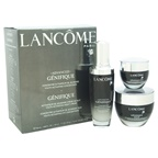 Lancome Advanced Genifique Youth Activating Skincare Power of 3 - All Skin Types 1.69oz Advanced Genifique Youth Activating Concentrate, 1.7oz Genifique Repair Youth Activating Night Cream, 0.5oz Genifique E