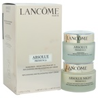 Lancome Absolue Premium Bx - Replenishing & Rejuvenating Day-Night Partners Set 1.7oz Absolue Premium Bx Replenishing and Rejuvenating Day Cream, 2.6oz Absolue Night Premium Bx Replenishing and Rejuvenating N