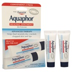 Eucerin Aquaphor Healing Ointment For Dry Cracked Chapped Skin and Lips Skin Protectant