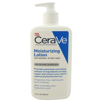 CeraVe Moisturizing Lotion - Normal To Dry Skin