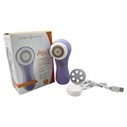 Clarisonic Mia 1 Facial Sonic Cleansing System - Lavender Lavender Mia 1, USB pLink Charger, Radiance Brush Head