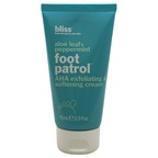 Bliss Aloe Leaf + Peppermint Foot Patrol AHA Exfoliating & Softening Cream